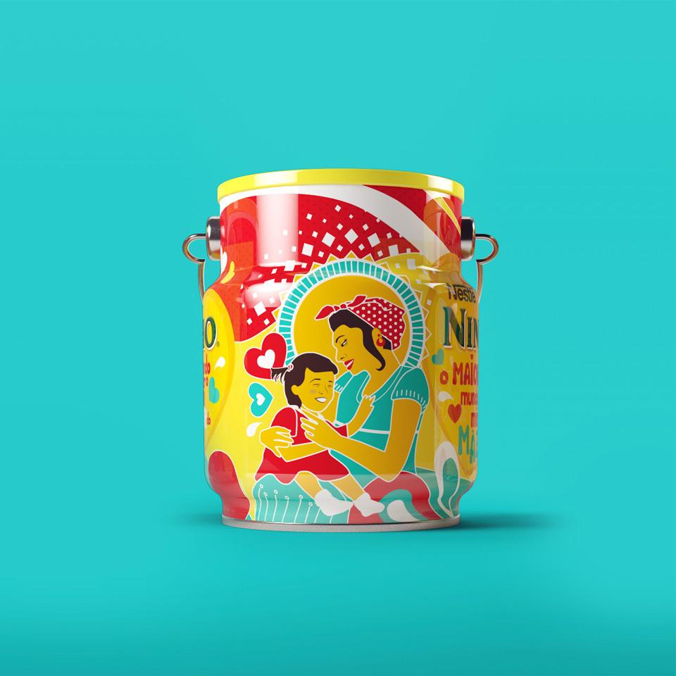 Ninho Nestlé 70 Anos