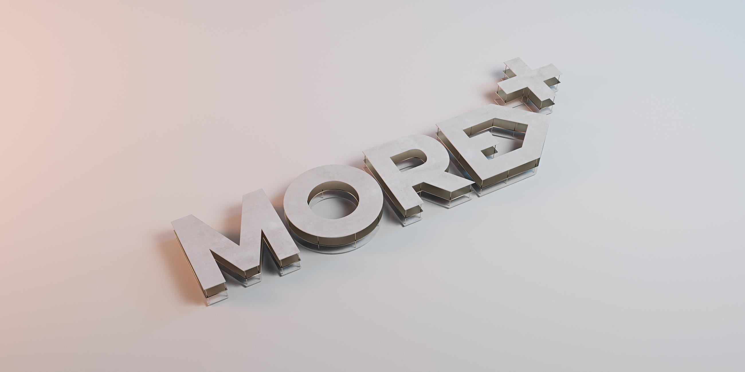 more+